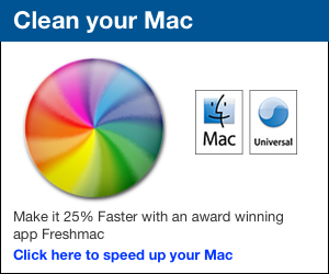 FreshMac Mac Cleaner